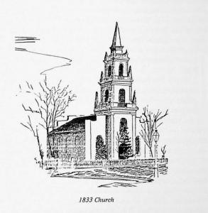 Christ Presbyterian Church 1933 - 150 Years Christ Presbyterian Church by Ralph Ramsayer