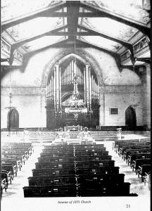 Christ Presbyterian Church 1871 - 150 Years Christ Presbyterian Church by Ralph Ramsayer